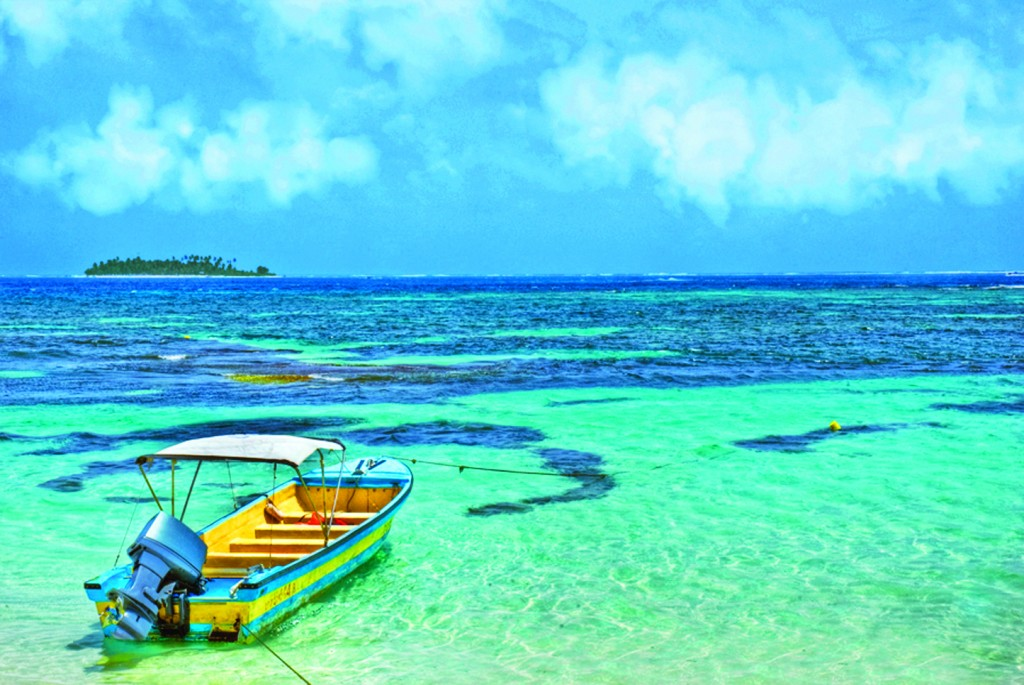 The Cayes Belize beaches