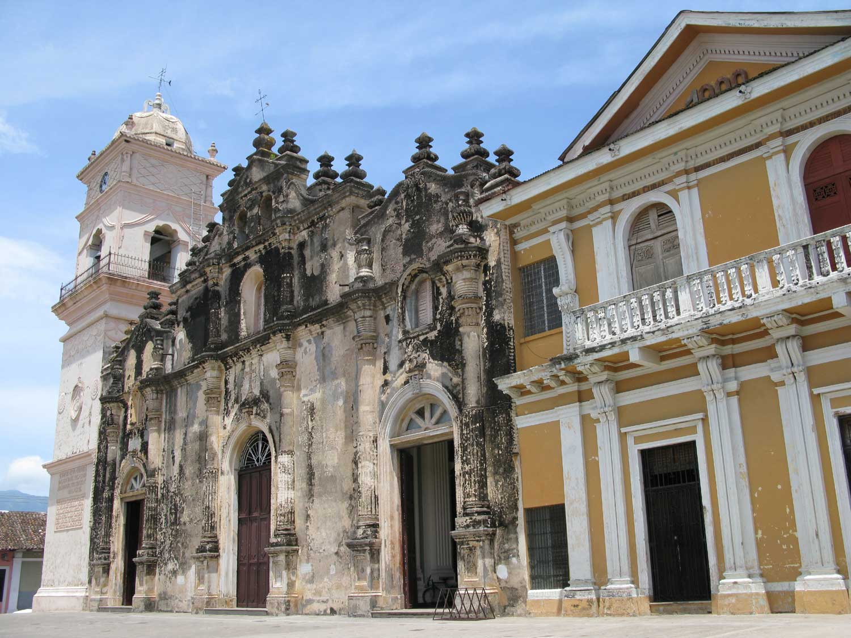 Colonial towns of Latin America Granada