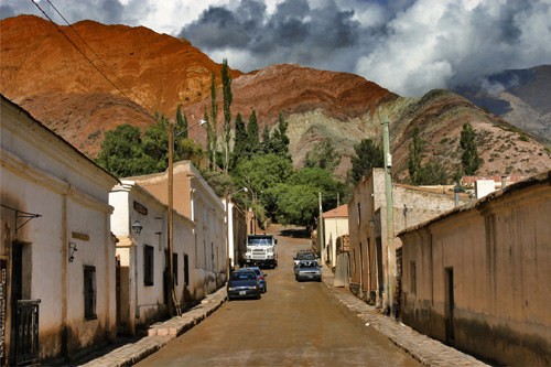 Salta a colonial town of Argentina