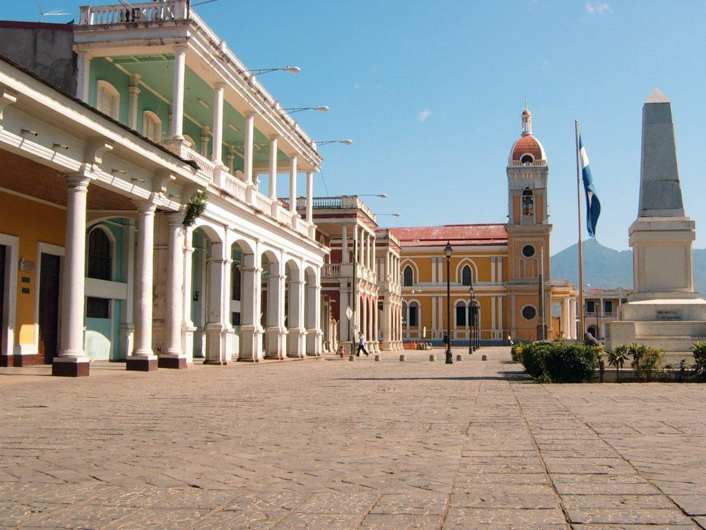 Colonial town of Granada, Nicaragua