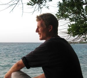 Mark in South America