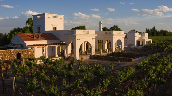 Cavas wine lodge argentina