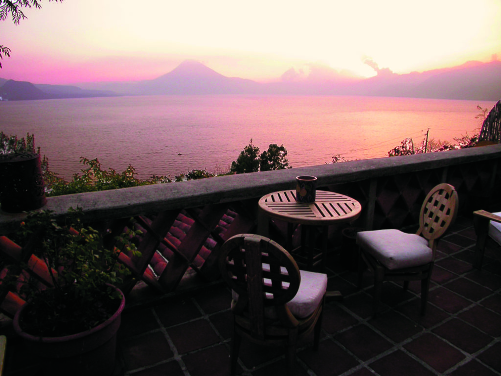 Casa Palopo, Guatemala