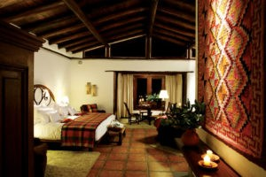 Inkaterra hotel Peru